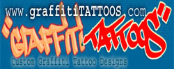 Graffiti Tattoos